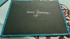 Birthday Card-2 Envelope..