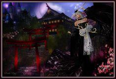 Blogger Challenge: Faire Folk BamPu Legacies - Memoirs of YoZakura