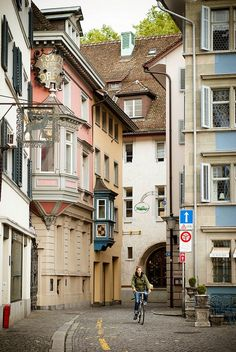 Zurich, switzerland- want to gooo Places Around The World, Oh The Places You'll Go, Places To Travel, Places To Visit, Around The Worlds, Wonderful Places, Great Places, Beautiful Places, Famous Castles