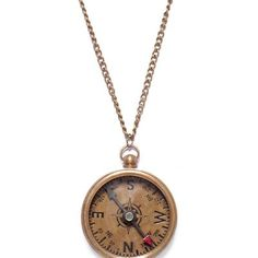 Vintage Compass Necklace - JewelMint ( I don't usually pin Jewelry but there is something about this I adore. Jewelry Box, Jewelry Accessories, Fashion Accessories, Fashion Jewelry, Jewlery, Jewelry Necklaces, Vintage Necklaces, Vintage Jewellery, Body Jewelry