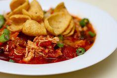 chicken chili (freezer meal)