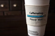 I can think of a number of Starbucks addicted geek friends for whom this would be perfect.