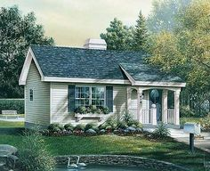 A Cottage With Class - 57082HA | 1st Floor Master Suite, Cottage, Narrow Lot, PDF | Architectural Designs