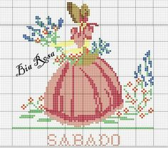 Cross Stitch Embroidery, Cross Stitch Patterns, Stitch Doll, Alpha Patterns, Needlepoint, Needlework, Crochet, Kids Rugs, Quilts