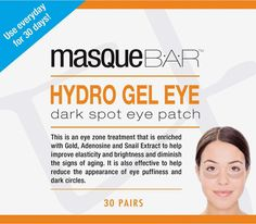 Hydro Gel Eye Dark Spot Eye Patch