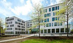 OBERHAUSEN - Offices - Germany - Stones: Moca Cream Gross Gain
