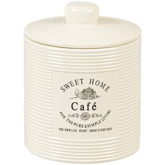 Pote Jar 15cm Bon Gourmet Cerâmica 930ml