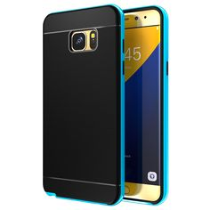 Hybird Shockproof Case For Samsung Galaxy S7Edge S7 Note 3 4 Luxury Soft Silicone + Hard Plastic Frame Back Cover Coque For S7 | Price: US $2.39 | http://www.bestali.com/goto/32283916152/10