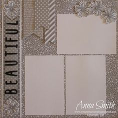 leah-donna scrapbooking layouts - Google Search