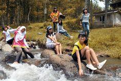 #Photography Spy Kids Round 3 in Album Kenangan #Bedengan , Malang , East Java , Indonesian
