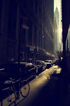 vintage landscape NYC