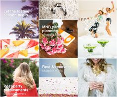 The MNB Girl's Guide to the Festive Season: A Sneak Peek | Move Nourish Believe
