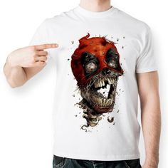 [EATGE] Top Cool Deadpool T Shirt Funny Dead Pool T shirt Fashion Design Style Tee Printed Men Women Tshirt-in T-Shirts from Men's Clothing & Accessories on Aliexpress.com | Alibaba Group