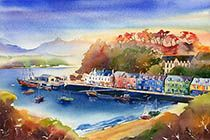 Jonathan Wheeler, watercolour artist based in Findhorn Scotland, specialising in Scottish castles and scenes including Edinburgh. Limited edition and signed edition prints for sale - commissions undertaken. Watercolor Projects, Watercolor Print, Scottish Castles, Prints For Sale, Landscape, Watercolours, Larger, Artist, Painting