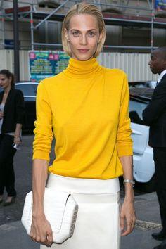 #TheLIST:+Street+Style+Beauty+Inspiration - HarpersBAZAAR.com