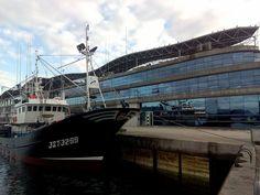 El puerto pesquero: uno de los lugares con más carácter de nuestra villa marinera. #santoñateespera #turismosantoña