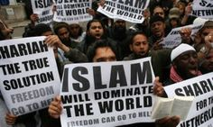 free speech and being offended: will sharia law set the terms in america  (may GOD forbid)