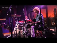 [HD] John Fogerty - Someday Never Comes (with Dawes) - David Letterman 5...