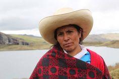 Le ha ganado la batalla a una transnacional minera que quería explotar su tierra
