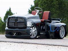 Dodge Ram Dually Golf Cart~                                                                                                                                                      More