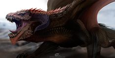 Dragon Felmunax by IrenBee