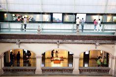 El edificio del #MIDE . El lugar donde la tecnología y la historia se juntan.