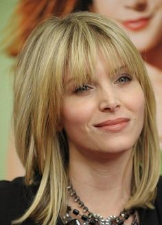 Hairstyles for Medium Length Hair Blunt Bangs Haircuts hairstyles for medium length hair | hairstyles