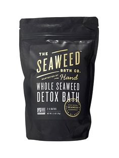 The Seaweed Bath Co. Whole Seaweed Detox Bath | allure.com