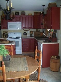 Would love to have a kitchen like this!