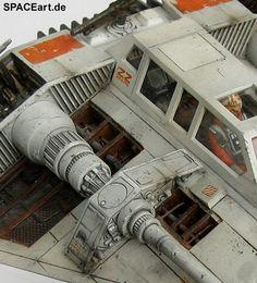 Star Wars: T-47 Snowspeeder - Hangar Edition, Fertig-Modell ... https://spaceart.de/produkte/sw129.php