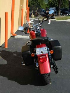 Used 2005 Harley-Davidson FLSTFI Motorcycles For Sale in Florida,FL. 2005 Harley-Davidson FLSTFI, Call us today & schedule a test ride at Gainesville Harley Davidson today at (855) 828-7127 or Mike (352) 340-6855 or Jeff (352) 888-2970 or John (352) 316-6269 for more information on this bike. Our knowledgeable sales staff is here to assist you. We have many finance options to help you ride off on the bike of your dreams today! Ask about our financing options and no dealer fees.If you don't…