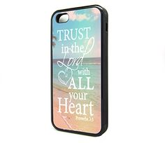 Iphone 5S 5 Case for Girls Boys Popular Proverbs 3:5 Bible Verse Quote Hipster Cute Indie Boho Fashion Cover Skin Mobile Phone Accessory Teens MonoThings http://www.amazon.com/dp/B0143EJ8YM/ref=cm_sw_r_pi_dp_6v03vb1HJM67K
