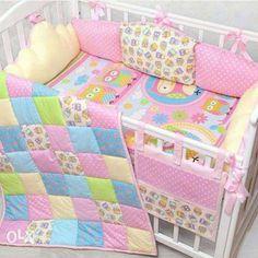 Бортики в детскую кроватку Караганда - изображение 6