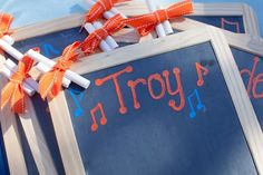 Cute favor idea for a kids party