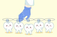 Vetores semelhantes a 127695674 cartoon tooth friend with dentist Dentist Cartoon, Dentist Art, Dental Design, Teeth Cleaning, Brush Cleaner, Disney Characters, Fictional Characters, Family Guy, Tooth