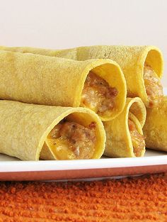 Cooking with Directions: Ground Steak Taquitos & Salsa