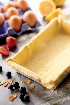 Découvrez les recettes Cooking Chef et partagez vos astuces et idées avec le Club pour profiter de vos avantages. http://www.cooking-chef.fr/espace-recettes/pains-brioches-et-viennoiseries/pate-brisee
