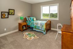 Bedroom #keylandhomes New Homes MN