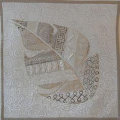 Hilary Florence Quilting Workshop: Leaf Project