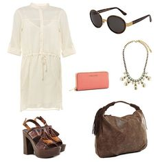 Sommer Outfit für den Urlaub