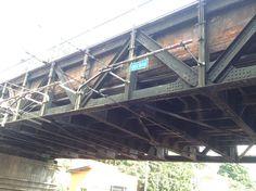 Restauro e consolidamento ponte Badoni - Recupero di una struttura in acciaio storica - Lecco, Italia - 2014