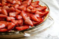 Gluten Free Strawberry Pie with Almond Crust « Marine Corps Nomads