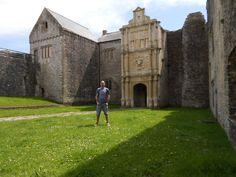 Image result for castle medieval yard