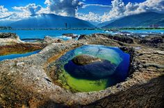 Hualien, Taiwan. This view may be Good for your Eyes.
