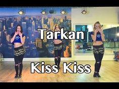 Tarkan - Kiss Kiss - Remix DJ Deniz Gursoy - Easy Fitness Dance Baile Choreography - YouTube
