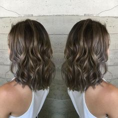 Hair Color for Ash Brown