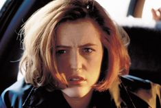 From Dana Scully To Margaret Thatcher, Gillian Anderson Joins 'The Crown' Dana Scully, Gillian Anderson, The X Files, David And Gillian, Chris Carter, Future Photos, Margaret Thatcher, David Duchovny, Trust No One