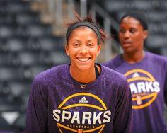 Candace Parker #LASPARKS #WNBA
