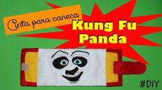 Cinta para caneca Kung Fu Panda - passo a passo em vídeo. #felt #feltro #pattern #handmade #kungfupanda #panda #selfmade #DIY #PAP #caneca #mug #hot Kung Fu Panda, Diy, Videos, Mugs, Feltro, Log Projects, Bricolage, Do It Yourself, Homemade