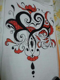 Sketching n painting
